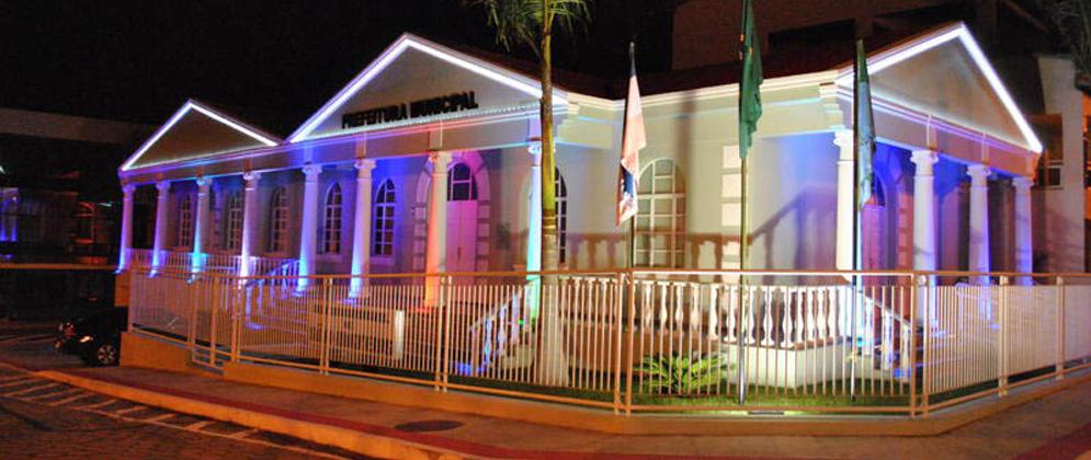 Reforma Prefeitura de São Mateus